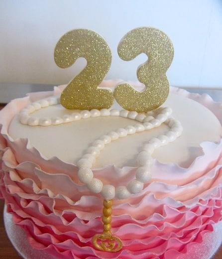 Birthday Cake Amsterdam